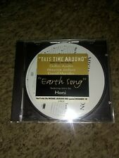 "MICHAEL JACKSON ""This Time Around / Earth Song (REMIX)"" PROMO CD Notorious BIG"