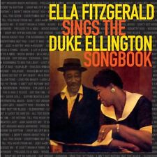 Ella Fitzgerald - Sings Duke Ellington Song Book [New CD] Spain - Import