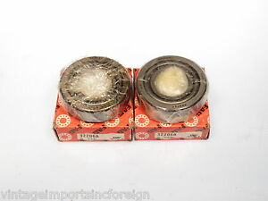 Wheel Bearings Front Inner Fits Mercedes Benz 180 190 220 & Lancia Appia FAG