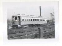 LEHIGH VALLEY TRANSIT Interurban Streetcar PHILADELPHIA PA Pennsylvania Photo