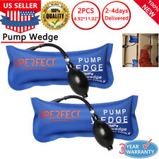 Pump Wedge Inflatable For Door Window Pump Wedge Air Pump Wedge Shim Tool 2 Pack