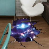 KQ_  Wall decals Sticker Ceiling Universe Galaxy Planet living room bedroom