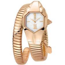 Orologio Donna JUST CAVALLI GLAM CHIC JC1L001M0155 Acciaio Serpente Rosè