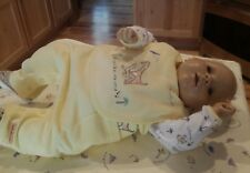 "OOAK Els Oostema ""Anthony"" Polymer Clay Baby 22 inches"