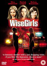 DVD: WISE GIRLS (2004 Mira Sorvino, Mariah Carey)  NEW Region 2 UK