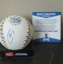 ERIC HOSMER signed autographed 2016 All-Star baseball K.C ROYALS wCOA BECKETT