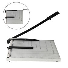 Heavy Duty A3 Photo Paper Cutter Guillotine Home Office Tool Card Trimmer UK