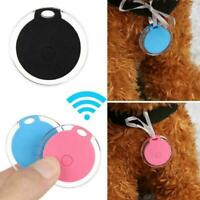 Bluetooth Mini GPS Tracker Anti-Lost Alarm Finder Device Dog For Pet Cat U0D0