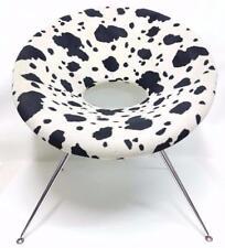 Rare chaise fauteuil circle chair 1970 moderne vintage armchair chairs