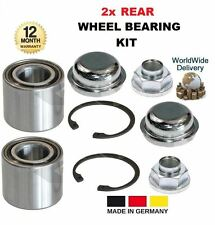 FOR SUZUKI ALTO MK IV V 1.0 1.1 2002-->ON NEW 2x REAR WHEEL BEARING KITS