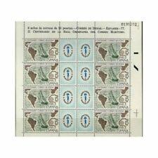 Sellos de España de 4 sellos nuevo sin charnela (MNH)