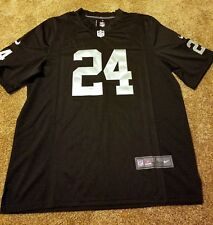 5467da3c3 Oakland Raiders Marshawn Lynch Jersey