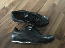 "Adidas ""Porsche Design CT"" Sneaker/Freizeit-Leder Sporteschuhe Schwarz Gr.41 1/3"