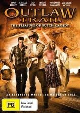 Outlaw Trail (DVD, 2008) Region 4 (VG Condition)