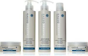 Kaeso Hydrating Facial Moisturiser/Cleanser/Toner/Mask/Exfoliator/Kit