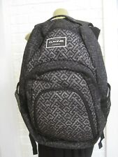 """DAKINE 29L 101 BACKPACK GRAY GRAPHIC PATTERN BAG ~ """"STACKED"""""""