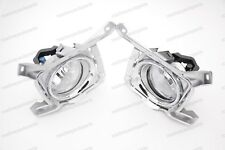 PAIR Clear Bumper Fog Light Lamps Left + Right for TOYOTA Land Cruiser 2013