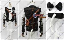 Final Fantasy XIV Miqo'te Cosplay Costume Male FF14 Miqote