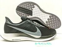 Nike Zoom Pegasus 35 Turbo Men's Black Grey Running Shoes Sneaker AJ4114-001 NIB
