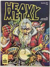 Heavy Metal #9 (December 1977) The adult fantasy magazine. Very Rare.