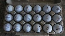 18 top- flite golf balls gently used fast free shipping