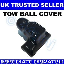 Rubber Tow Ball Cover in Black / Towing Hitch Cap for Bolt on type towbar