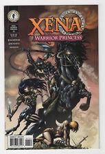 Xena: Warrior Princess #13 (Sep 2000, Dark Horse) Ian Edginton Mike Deodato Jr w