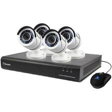 Swann SWDVK-845004-US 4 Camera 8 Channel 2MP (1080P) DVR Video Security System