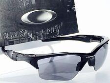 NEW* Oakley HALF JACKET 2.0 BLACK w GREY XL Lenses 9154-45 Sunglass $AVE!
