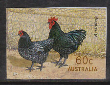 2013 Australian Poultry Breeds -  Booklet Stamp