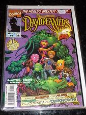 DAYDREAMERS Comic - Vol 1 - No 1 - Date 08/1997 - Marvel Comic