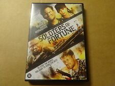 DVD / SOLDIERS OF FORTUNE ( CHRISTIAN SLATER, SEAN BEAN ... )