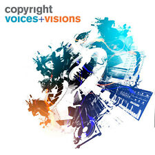 Copyright - Voices & Visions - House/Dance Compilation (3CD 2008) NEW/SEALED