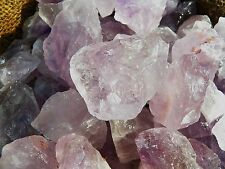 500 Carat Lots of Lavender Amethyst - Plus a FREE Faceted Gemstone