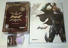 SoulCalibur V Collector's Edition PS3 NEW with Hardcover Guide Ivy Bobblehead