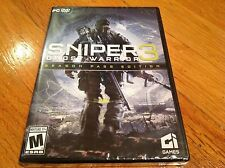Sniper Ghost Warrior 3 Season Pass Edition (PC Games)