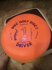 Disc Golf Disc 1995 Ultra Hi Tec. Steady Ed Approved Pdga 1