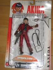 AKIRA ~ KANEDA FIGURE - 3D ANIMATION JAPAN - 2000 - McFarlane Toys - NEW