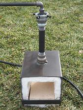Single Burner Propane Blacksmith Forge - Bladesmithing - Tool Making