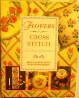 Flowers in Cross Stitch By Jana Hauschild Lindberg. 9780304341290