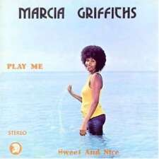 Marcia Griffiths - Play Me Sweet And Nice NEW CD