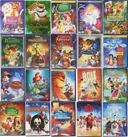 Disney Classics DVDs with Gold Oval Numbers
