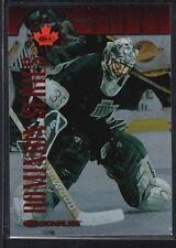 STEPHANE FISET 1997/98 DONRUSS CANADIAN ICE  #30  DOMINION KINGS SP #122/150