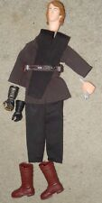 "STAR WARS 12"" ANAKIN SKYWALKER FIGURE PIECES FROM EPISODE III FIGURE SET F/S!"