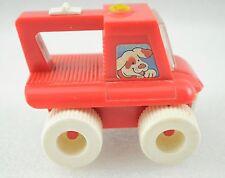 Vintage 1970's Flashlight Toy Car