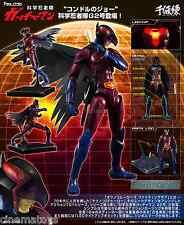 Sentinel Tatsunoko Heroes Fighting Gear Gatchaman 2 Joe il Condor Die Cast Figur