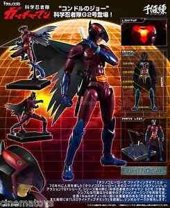 Sentinel Tatsunoko Heroes Fighting Gear Gatchaman 2 Joe il Condor Action Figure