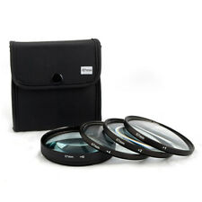 Jackar 67mm Close-Up Filter Set (+1,2,4,10) For Canon Nikon Sony Olympus Pentax