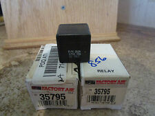 Factory Air 35795 MultiFunction AC Compressor Relay 1981-94 Chevy GMC Buick