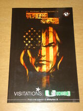 RISING STARS VISITATIONS UNTOUCHABLE VOL 5 GRAPHIC NOVEL  TOP COW 9781582407968